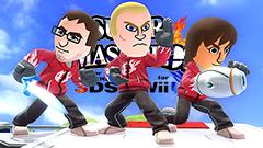 Super Smash Bros. August 2015 DLC