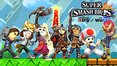 Super Smash Bros. for Nintendo 3DS and Wii U - DLC