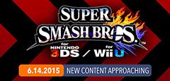 Super Smash Bros. June 2015 DLC
