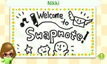 Swapnote™