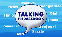 Talking Phrasebook – 7 Languages