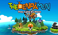 "THE ""DENPA"" MEN: They Came By Wave"