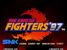 The King of Fighters '97™