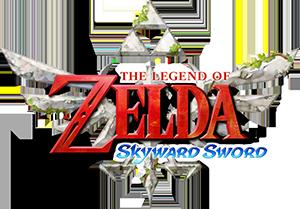 The Legend of Zelda™: Skyward Sword Logo