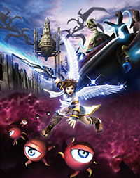 Kid Icarus™ 3D Anime - Thanatos Rising