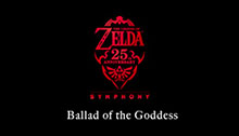 Video - The Legend of Zelda Ballad of the Goddess