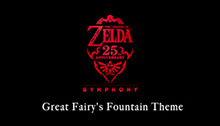 The Legend of Zelda Great Fairy's Fountain Theme
