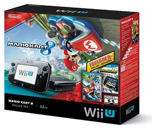 Walmart Exclusive Mario Kart 8 Deluxe Set: