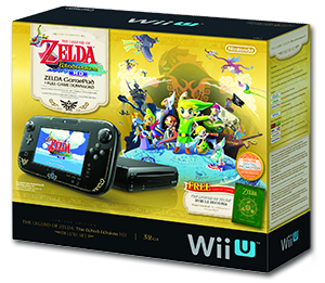 The Legend of Zelda: The Wind Waker HD Wii U limited-edition bundle