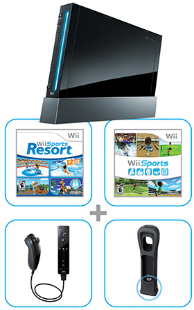 control-enhancing Wii MotionPlus™ accessory included