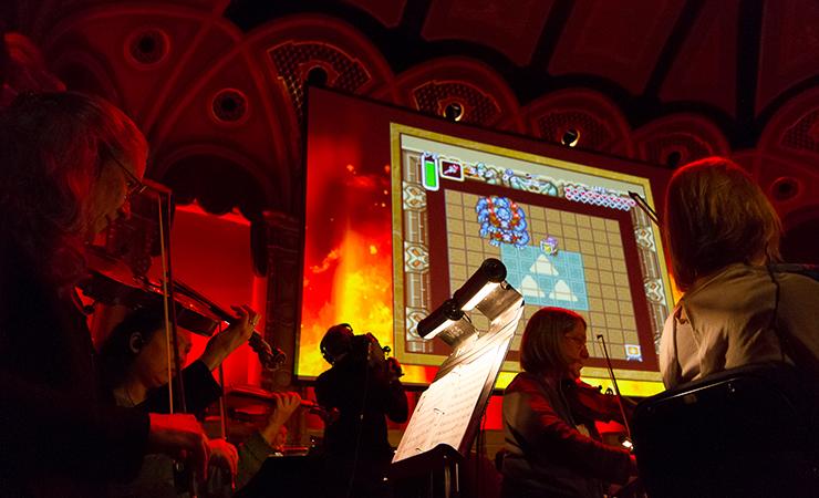 The Legend of Zelda: Symphony of the Goddesses concert series