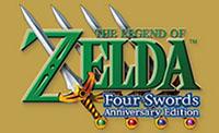The Legend of Zelda™: Four Swords Anniversary Edition