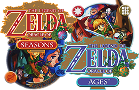 The Legend of Zelda Oracle of Seasons and Oracle of Ages - 3DS