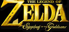 The Legend of Zelda: Symphony of the Goddesses concert series logo